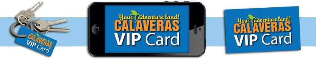 Calaveras VIP program