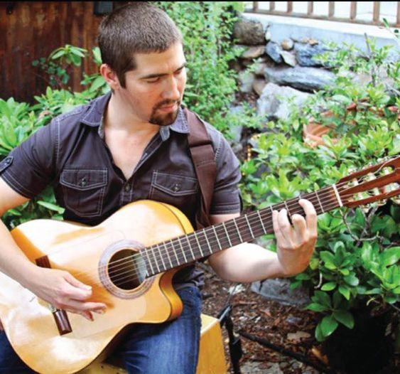 Calaveras musicians: Nicholas Lefler