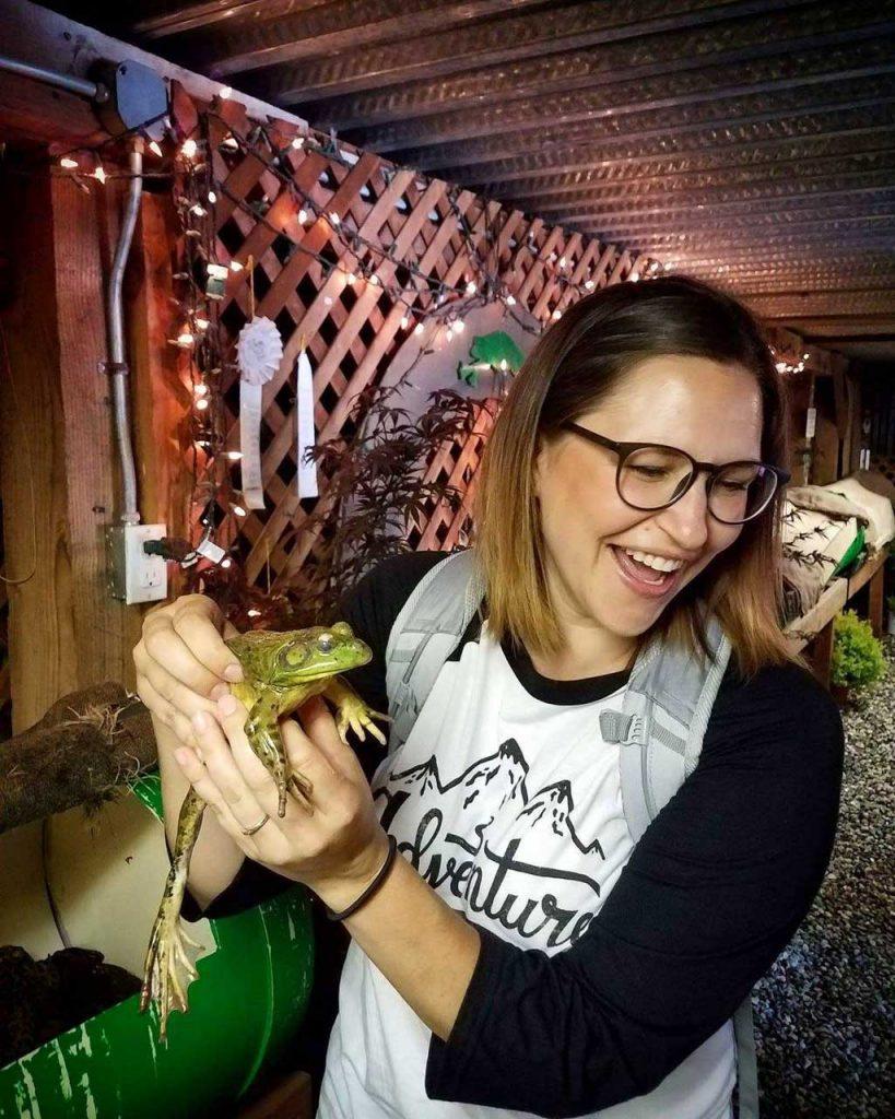 Frog Jump Fun