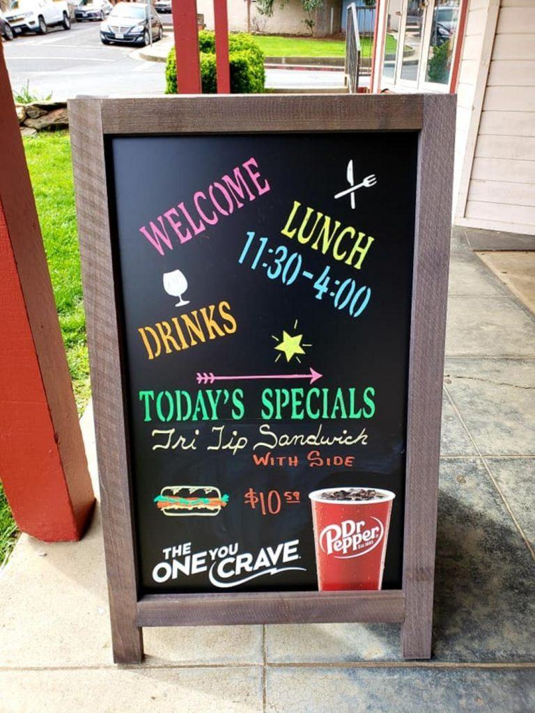 The Metropolitan, San Andreas Metropolitan, Metropolitan Lunch, San Andreas Restaurant, Restaurant, San Andreas Food, Food, Bar